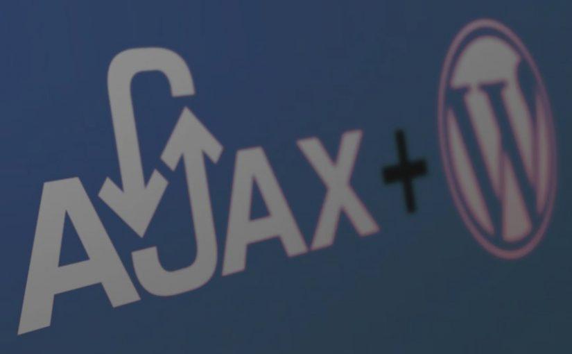 Ajax в WordPress. Получение строковых данных