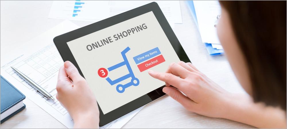 Онлайн продажи