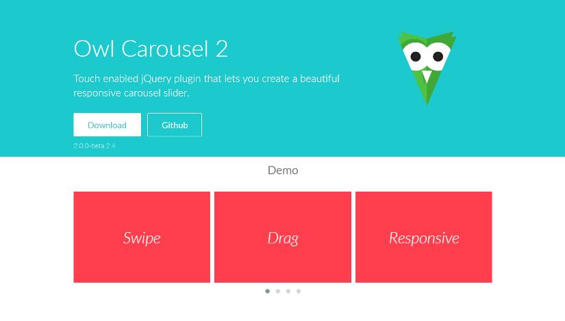 Owl Carousel 2, полезные примеры