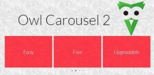 Owl Carousel 2 примеры